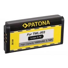 6513 (1000mAh) Μπαταρία Patona για κονσόλα Nintendo DSi