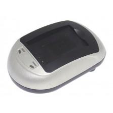 P60 Σετ από φορτιστή για μπαταρίες Li-ion για βιντεοκάμερες, PDA & ψηφιακές φωτογραφικές μηχανές.