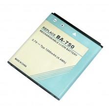 BL275B (1300mAh) Μπαταρία για κινητά τηλέφωνα Sony Xperia BA600