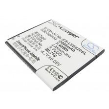 LVS820SL (2000mAh) Μπαταρία για κινητά τηλέφωνα Lenovo S820