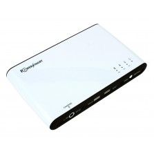 EL1697 Power Bank, Li-ion, 12-24V-27000mAh/97Wh (μαύρο) Panasonic cell