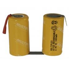2/SC-1600+ tags Ni-Cd μπαταρία για φορητά σκουπάκια