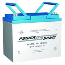 PS-121000 Powersonic μπαταρία μολύβδου κλειστού τύπου 12V - 10m Ah(sealed lead acid)