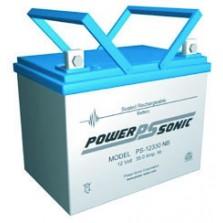 PS-12350 Powersonic μπαταρία μολύβδου κλειστού τύπου 12V - 35Ah (sealed lead acid)