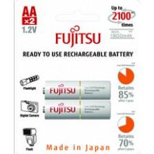 HR-3UTC AA 1900mAh R.U. (2B) άσπρη Fujitsu Επαναφορτιζόμενη Ready To use