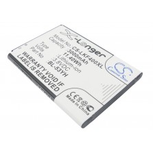 LKF400XL (3000mAh) Μπαταρία για κινητά τηλέφωνα LG D690
