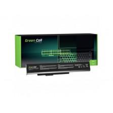 MS04 (4400mAh) Μπαταρία για Medion Akoya E6221 14.8V Laptop