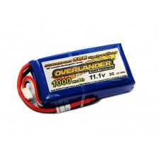 Μπαταρία Lipo 1000mAh 11.1V Supersport Overlander