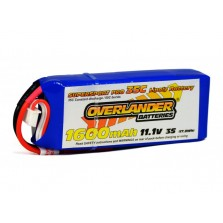 Μπαταρία Lipo 1600mAh 11.1V Supersport Overlander