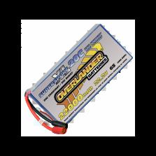 Μπαταρία Lipo 22000 mAh 22.2v SupersportXL Overlander