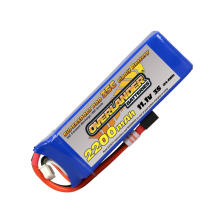 Μπαταρία Lipo 2200 mAh 11.1V Supersport Pro Overlander