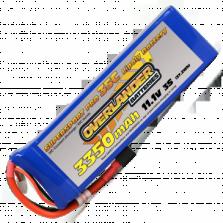 Μπαταρία Lipo 3350 mAh 11.1v SuperSportPro Overlander
