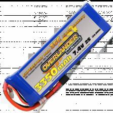 Μπαταρία Lipo 3350 mAh 7.4v SuperSportPro Overlander