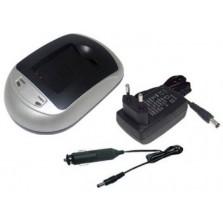P800 Σετ από φορτιστή για μπαταρίες Li-ion για βιντεοκάμερες & ψηφιακές φωτογραφικές μηχανές.