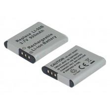 PL152 (700mAh) Μπαταρία για Olympus Stylus 1010, Pentax και Ricoh ψηφιακές φωτογραφικές μηχανές