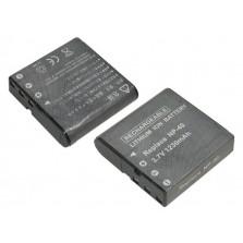 PL240 (1230mAh) Μπαταρία για Benq DC P500 και Casio ψηφιακές φωτογραφικές μηχανές