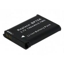 PL289 (620mAh) Μπαταρία για Samsung ES70 ψηφιακές φωτογραφικές μηχανές