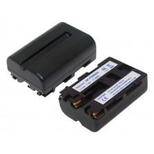 PL509 (1650mAh) Μπαταρία για Sony DSLR-A100 ψηφιακές φωτογραφικές μηχανές