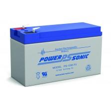 PS-1290 Powersonic Μπαταρία μολύβδου κλειστού τύπου 12V - 9Ah (sealed lead acid)