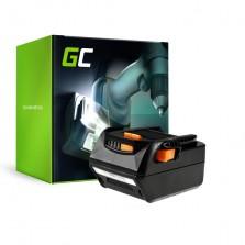 PT95 (4000mAh) Μπαταρία Green Cell για εργαλεία BKS 18 18V AEG