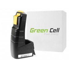 PT102 (3000mAh) Μπαταρία Green Cell για εργαλεία BPH9.6C 9.6V Festool
