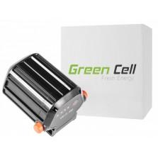 PT104 (2500mAh) Μπαταρία Green Cell για εργαλεία Hedge Trimmer EasyCut Li-18/50 18V Gardena