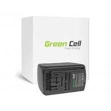 PT114 (4000mAh) Μπαταρία Green Cell για εργαλεία GSB 36 V-Li 36V Bosch