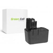 PT115 (2500mAh) Μπαταρία Green Cell για εργαλεία GBB 9.6VES-1 36V Bosch