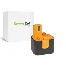 PT117 (3300mAh) Μπαταρία Green Cell για εργαλεία EY3000 12V Panasonic