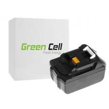 PT120 (1500mAh) Μπαταρία Green Cell για εργαλεία BL1830 BCF201 18V Makita