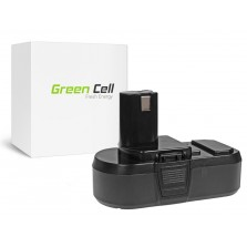 PT121 (2500mAh) Μπαταρία Green Cell για εργαλεία BID-1801M 18V Ryobi