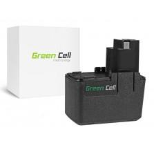 PT136 (2000mAh) Μπαταρία Green Cell για εργαλεία GBM 9.6VES-2 9.6V Bosch