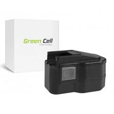 PT138 (3300mAh) Μπαταρία Green Cell για εργαλεία BBM 14 STX 14.4V AEG