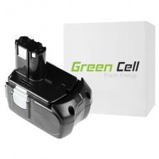 PT139 (1500mah) Μπαταρία Green Cell για εργαλείο C 18DL 18V Hitachi