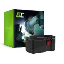 PT154 (3000mAh) Μπαταρία Green Cell για εργαλεία SFL 24 24V Hilti