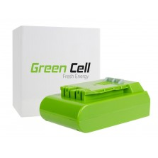 PT175 (2000mAh) Μπαταρία Green Cell για εργαλεία G24 24V Greenworks