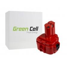 PT182 (1500mAh) Μπαταρία Green Cell για φορητά εργαλεία 6317D 12V Makita