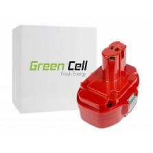 PT183 (1500mAh) Μπαταρία Green Cell για φορητά εργαλεία 4334D 18V Makita