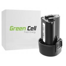 PT184 (2500mAh) Μπαταρία Green Cell για εργαλεία LM02 BL1013 10.8V Makita