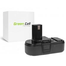 PT192 (1500mAh) Μπαταρία Green Cell για εργαλεία BID-1801M 12V Ryobi