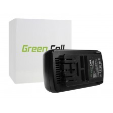 PT224 (1500mAh) Μπαταρία Green Cell για εργαλεία GSB 36 V-Li 36V Bosch