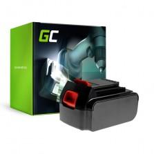 PT45 (3000mah) Μπαταρία Green Cell για εργαλείο LCS120 18V Black & Decker