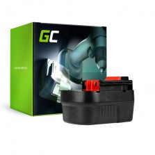 PT92 (2000mah) Μπαταρία Green Cell για εργαλείο CD12SFK 12V Black & Decker