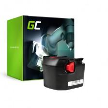 PT97 (2000mAh) Μπαταρία Green Cell για εργαλεία BS 12 G 12V AEG