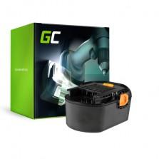 PT98 (3000mAh) Μπαταρία Green Cell για εργαλεία BS 14 G 14.4V AEG