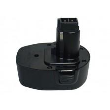 TB240 (2000mAh) Μπαταρία για εργαλεία CD1402K2 14.4V Black & Decker
