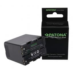 1242 (5200mAh) Μπαταρία Patona για Sony PMW-EX1 Βιντεοκάμερες