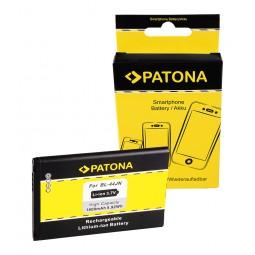 3062 (1600mAh) Μπαταρία Patona για Κινητά τηλέφωνα LG Optimus Black (P970)
