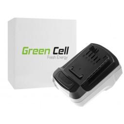 PT77 (2000mAh) Μπαταρία Green Cell για εργαλεία RT-CD 18/1 Li 18V Einhell